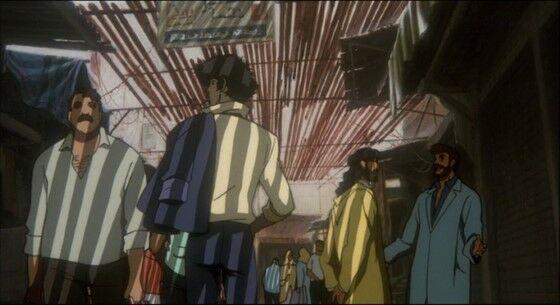 Anime Ternama Dengan Adegan Islami 3