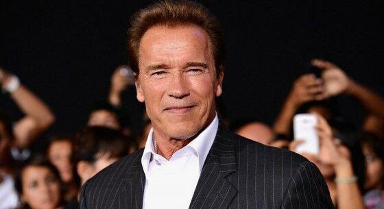 Arnold Schwarzenegger D2cbf