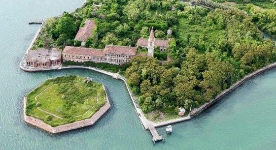 Pulau Poveglia Italia Bb861