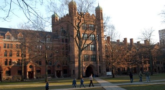 Yale University 13d9e