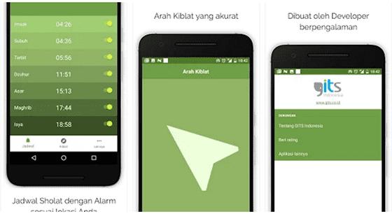 Aplikasi Waktu Sholat Terbaik Di Android 5