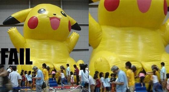 Pikachu Jijik 9 Fix