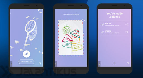 Paper Planes Android