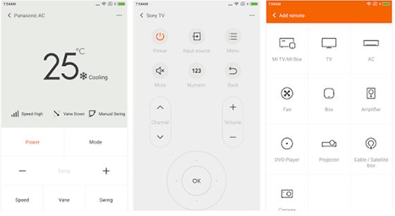 Aplikasi Remote Control Android 4