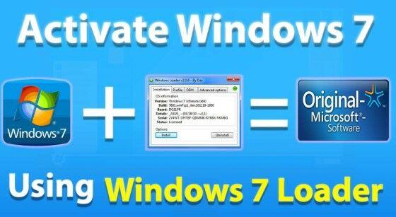 Windows 7 Loader 7dafe