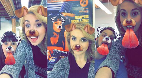 Trik Snapchat 2