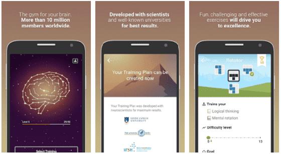 Aplikasi Melatih Otak Android Terbaik 5