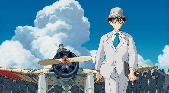 Anime Termahal The Wind Rises 2013 Custom 620b7