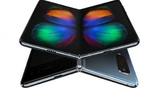 Samsung Galaxy Fold 2c62a
