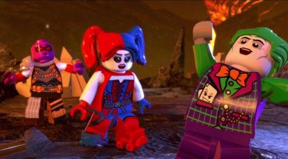 Lego Dc Super Villains A1368