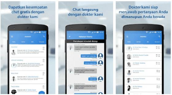 Aplikasi Informasi Kesehatan 1