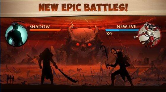 Game Ninja Offline Shadow 07164