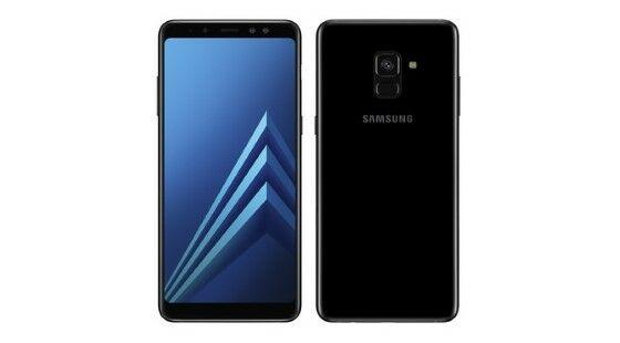 Samsung Galaxy A8 2018 Series F8bc4