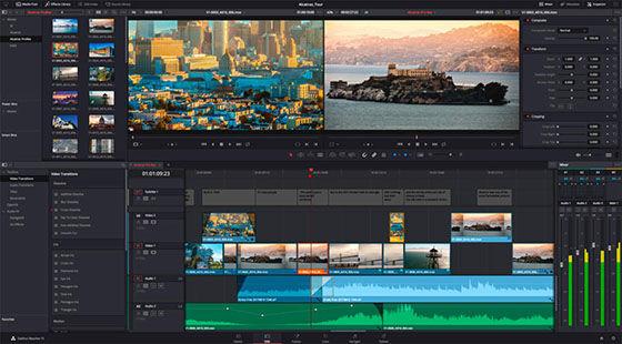 Aplikasi Edit Video Youtuber Davinci Resolve A2c8d