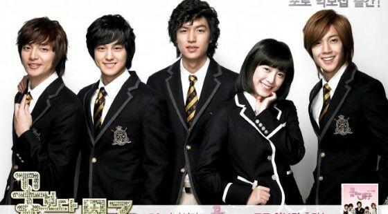Drama Korea Paling Overrated Boys Over Flower Custom 12aff