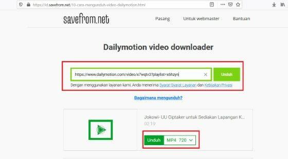 Cara Download Video Dailymotion Yang Di Private Af305