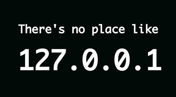 Localhost 127001