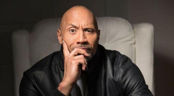 Dwayne Johnson The Rock Ac267