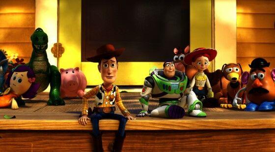 Film Animasi Disney Toy Story 3 Custom 282bc