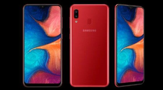 Samsung A20 Keku Custom 306c2