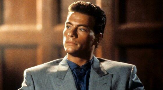 Film Jean Claude Van Damme Custom D3f04