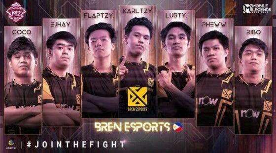 Bren Esports 3cfd0