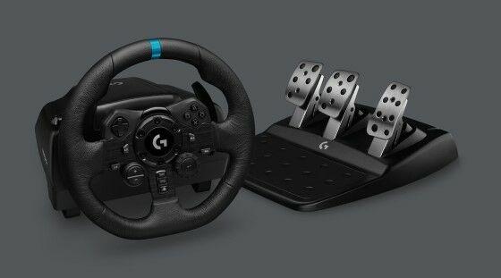 Logitech G923 Trueforce Racing Wheel Custom 04ec4
