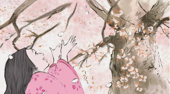 Anime Termahal The Tale Of The Princess Kaguya Eca88