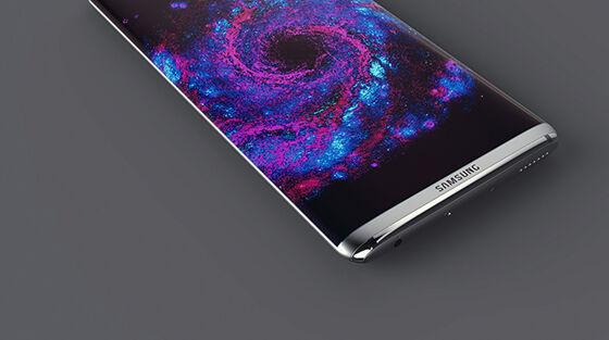 Galaxy S8 Bocoran