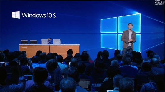 Fitur Windows 10 S 2