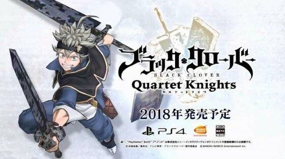 Review Game Black Clover Quartet Knight 1 Da3b6
