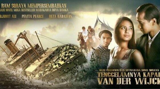 Film Indonesia Sedih Tenggelamnya Kapal Van Der Wijck Custom Fa63f