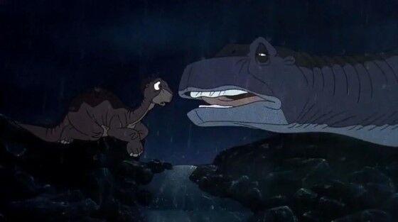 Kematian Mengerikan Di Film Anak Anak Littlefoot 788f0