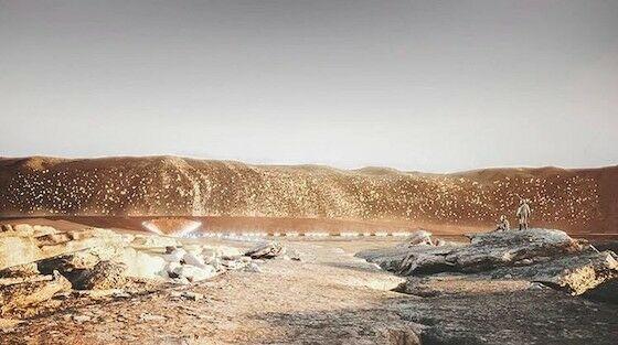 Rumah Di Mars Aa58e