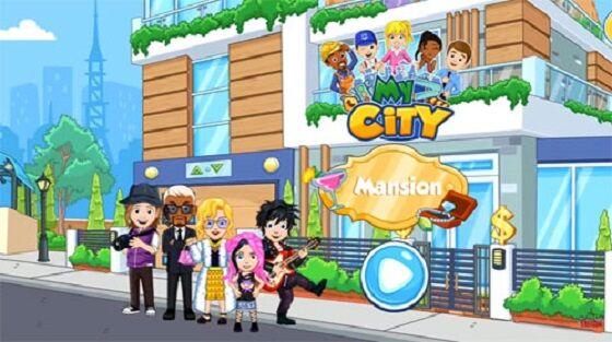 Game Mycity Mansion 6bd0b