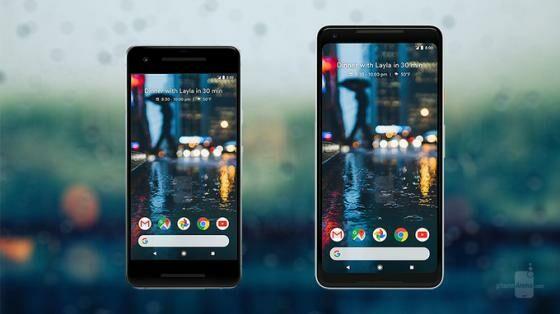 Smartphone Dengan Prosesor Tercepat 2017 Google Pixel 2