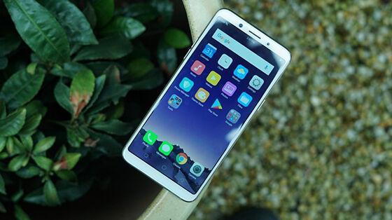Oppo Smartphone Kecerdasan Buatan