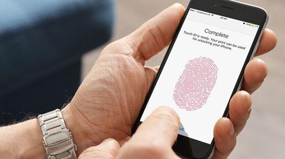 Posisi Fingerprint Smartphone Terbaik 1