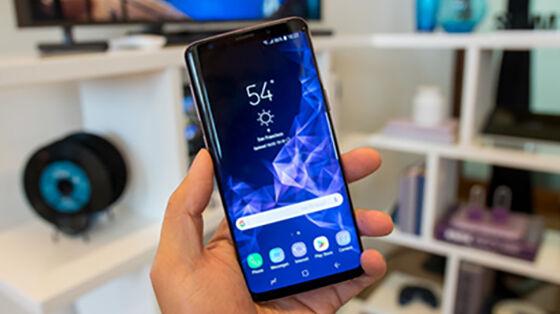 Smartphone 2018 Populer Versi Google Trends Galaxy S9 63fde