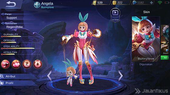 Angela 3dd10