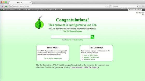Tor Browser A8f8e