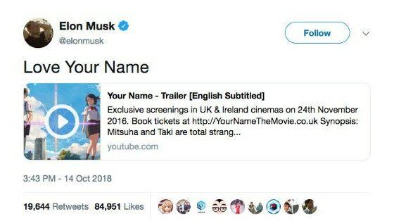 Elon Musk Suka Anime 1 C984b