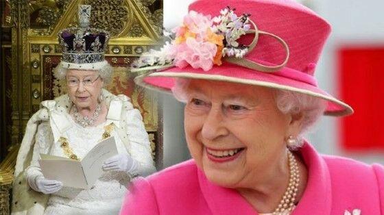Ratu Elizabeth Eae8a