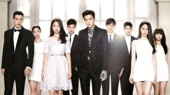 Drama Park Shin Hye The Heirs Ddbf8