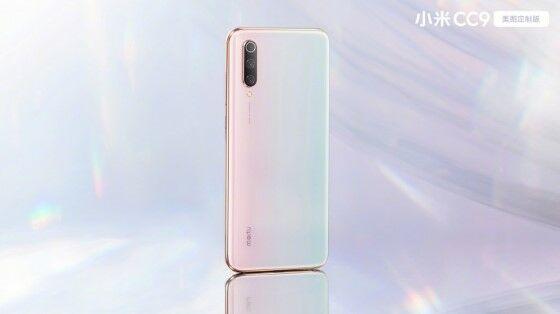 Xiaomi Meluncurkan Tiga Varian Mi CC9 2 12f16