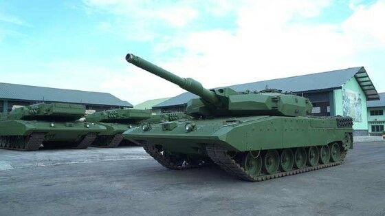Tank Leopard 2RI C1df6