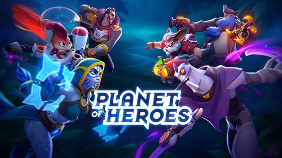 Planet Of Heroes 0cbac