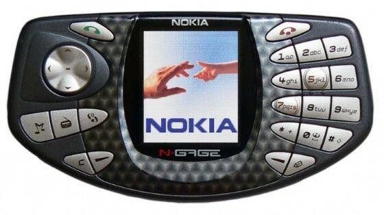 Nokia N Gage Custom 3e85c