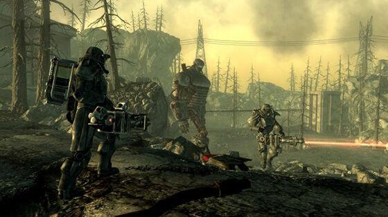Fallout 3 62b07