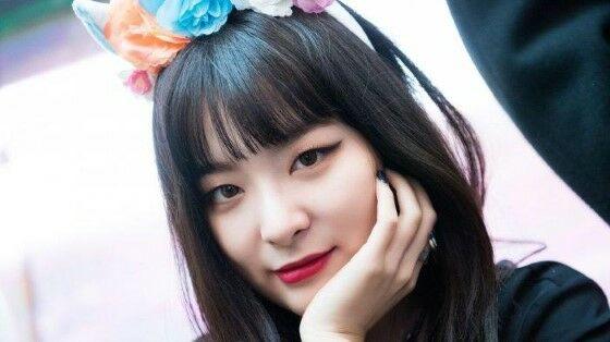 Seulgi Red Velvet 3709b